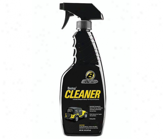Bestop&#174 Soft Top Cleaner