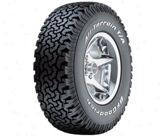Bfgoodrich All-terrain Tires T/a Ko