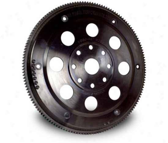 Black Flex-plate