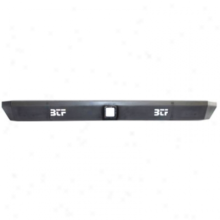 Blue Torch Fabworks Rear Bumper With 2 Receiver Btf01004