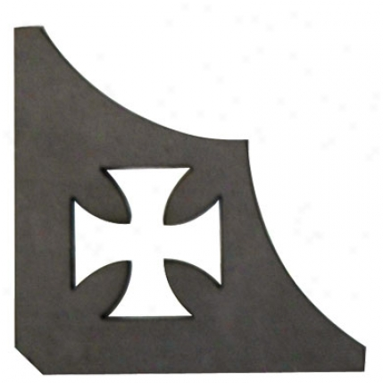 Azure Torch Fabworks Square Iron Cross Gusset Btf03019