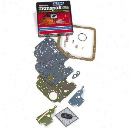 B&m Transpak Automatic Transmission Recalibration Kit