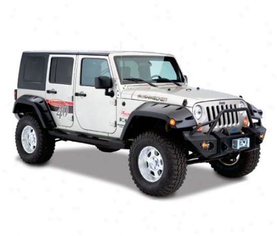 Bushwacker Endure Style Fender Flares