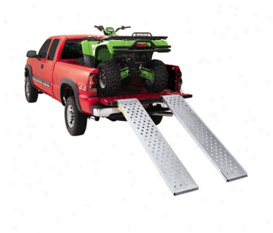 Cargo Management - Bi-fold Ramp