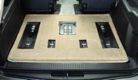 Catch-all Premium Floor Protection-cargo Mat