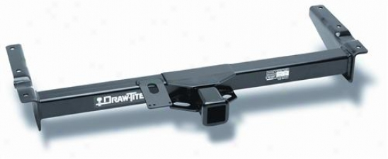 Class Iii/iv Max-e-loader Trailer Hitch Rear 2 In. Receiver
