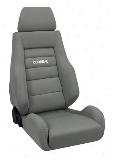 Corbeau Seats Gts Il Grey Cloth