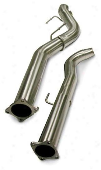 Corsa Down Pipe Kit