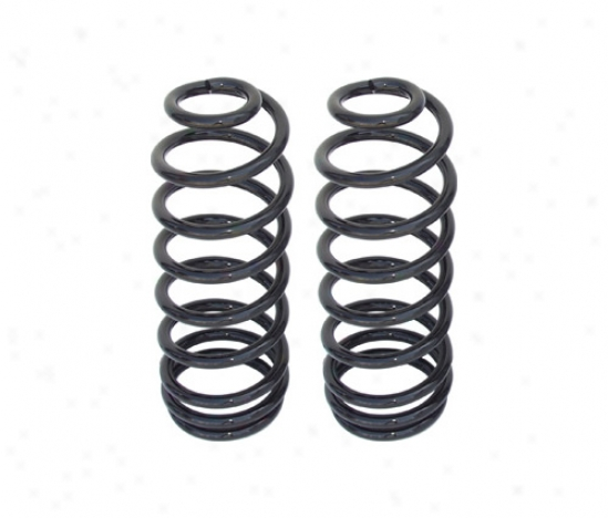 Currie Enterprises 4 Rear Springs