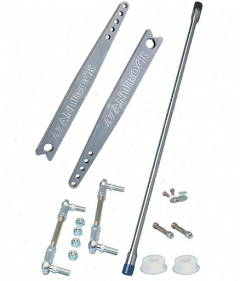 Currie Enterprises Antirock Front Aluminum Sway Bar System