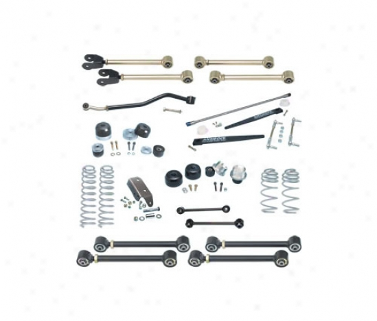 Currie Enterprises Johnny Joint 4inch Suspension System
