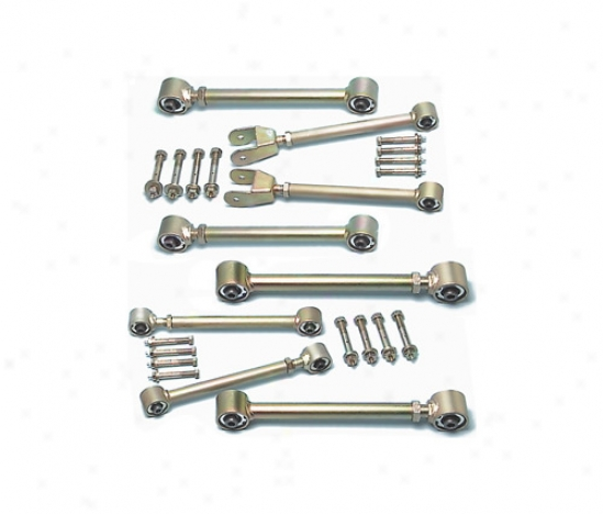 Currie Enterprises Johnny Joint Control Arms - Set Of 8