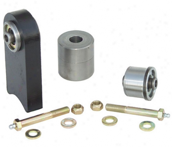 Currie Enterprises Johnny Joint Front End Housing Kit