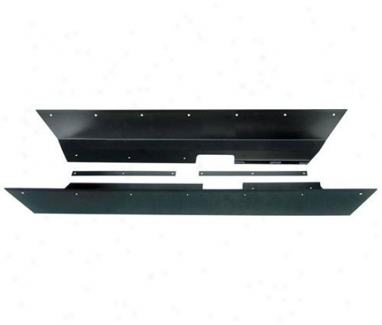 Currie Enterprises Rocker Panel Guards