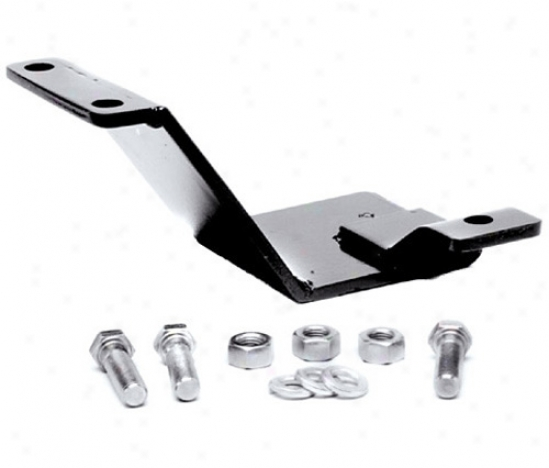 Currie Enterprises Steering Box Skid Plate