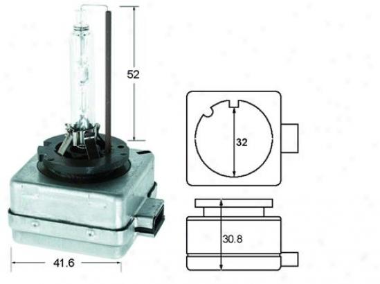 D1s Standard Xenon Hid Cwpsule