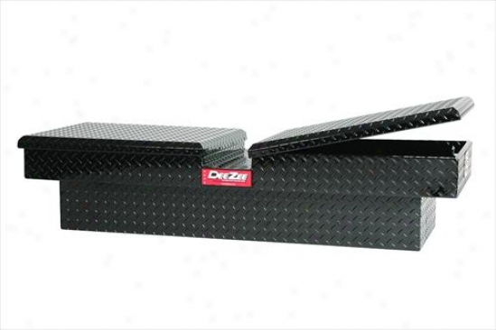 Dee-zee Deedz8372b Red Series Double Lid Gull Wing Tool Box