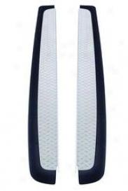 Dee Zee Hybrid Abs / Aluminum Side Bed Caps Dz76187