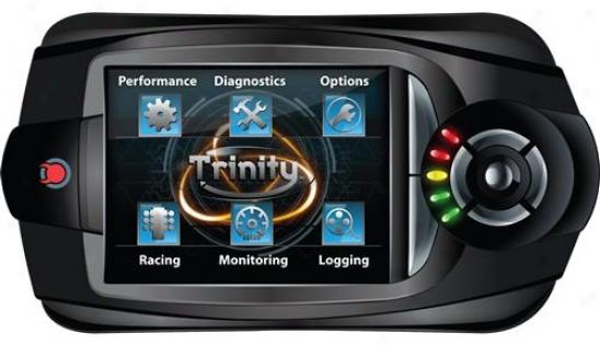 Diablosport Trinity Dashboard Monitor & Tuner T1000