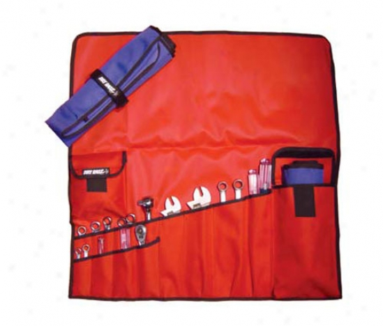 Dirtbagz Dirtbagz Roll Up Tool Bag Capacious 11501
