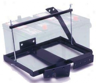 Dual Battery Tray Tmb -2034-t