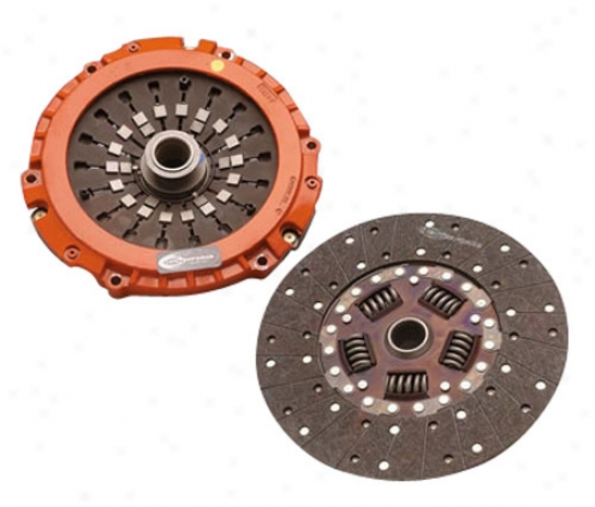Dual Friction Clutch And Pressure Plate By Centerforce