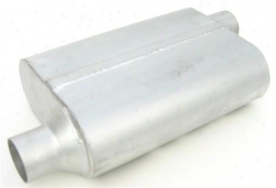Dynomax Exhaust Thrush Welded Muffler By Dynomax 17659