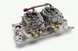 Eelbrock C-26 Dual-quad Intake Manifold