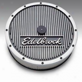 Edelbrock Elite Series Aluminum Air Cleaner