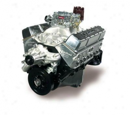 Edelbrock Performer 350 C.i.d. Crate Engine 8.5:1 Compression