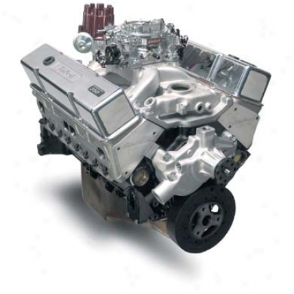 Edelbrock Performer 350 C.i.d. Crate Engine 9.0:1 Compression