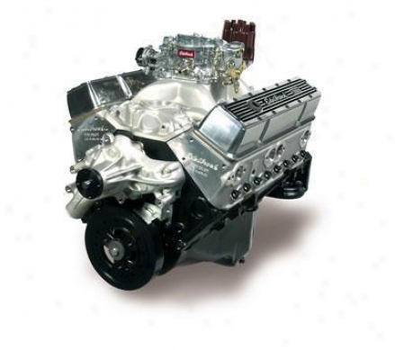 Edelbrovk Performer Air-gap 350 C.i.d. Crate Engine 9.0:1 Compression