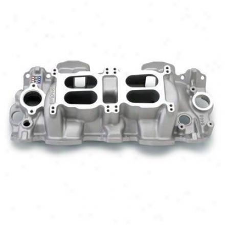 Edelnrock Performer Rpm Dual-quad Intake Manifold