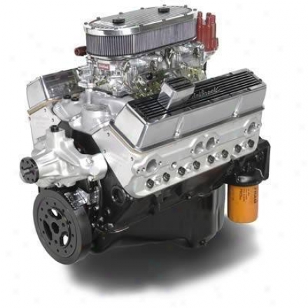 Edelbrock Perfromer 350 C.i.d. Crate Engine Dual-quad 9.0:1 Compression