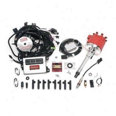 Edelbrock Pro-tuner Super Victor Efi Electronics Kit