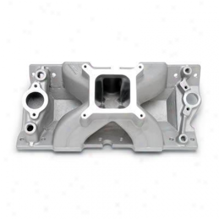 Edelbrock Super Vic5or Bowtie Intake Manifold