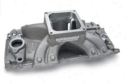 Edelbrock Victor 454-r Cnc Intake Manifold