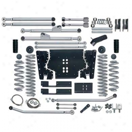 Extreme Duty 3.5 Inch Long Arm Suspension Order By Rubicon Express