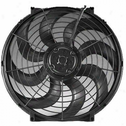 Flex-a-lite 4wheel Drive Hardwa5e Universal Electric 16 Fan 216