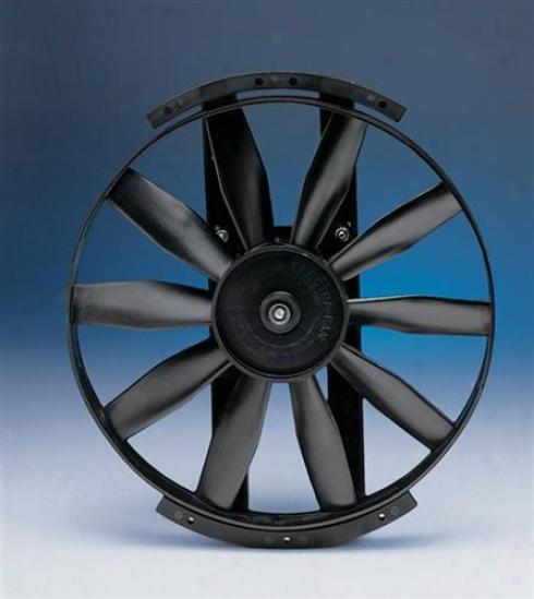 Flex-a-lite Auxiliary 10/20 Electric Fan