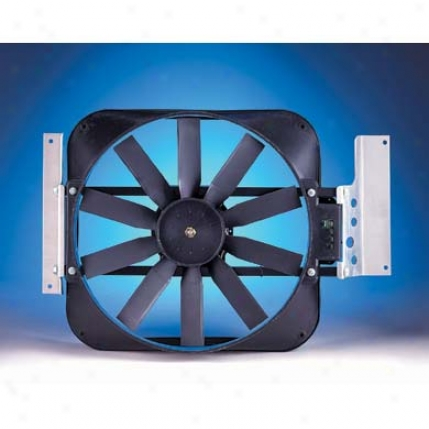 Flex-a-lite Electric Single Puller Fan By Flex-a-lite&#174