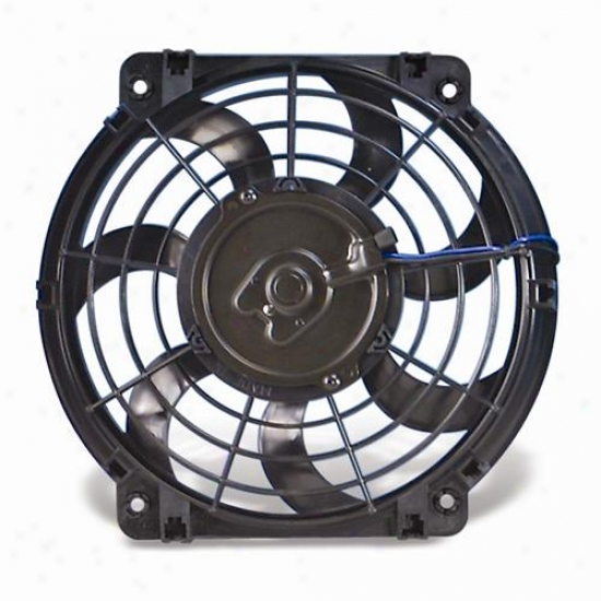 Flex-a-lite Trimline S-blade Electric Fan