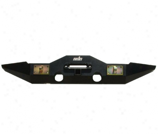 Front Winch Bumper By Big Daddy Off-road Fbjk200