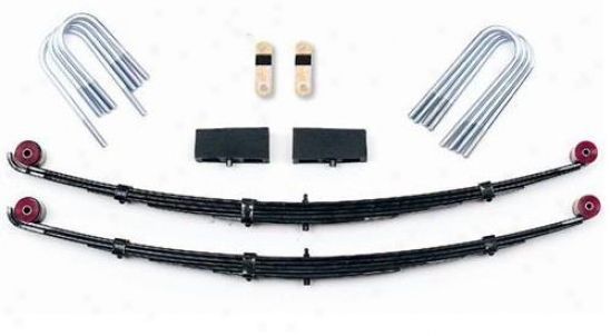 Genuine Suspension  2.5 Inch Lift Kit With Shocks