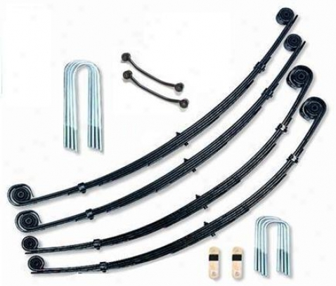 Genuine Suspension  8 Inch Lift Kit With Shocks