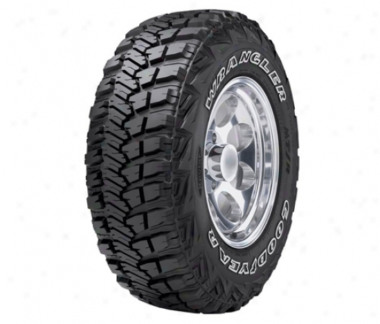 Goodyear Wrangler Tires Mtr With Kevlar