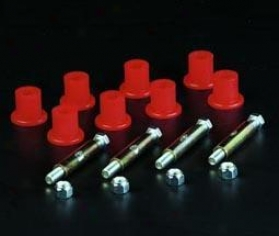 Greaseable Bolt And Bushing Kit