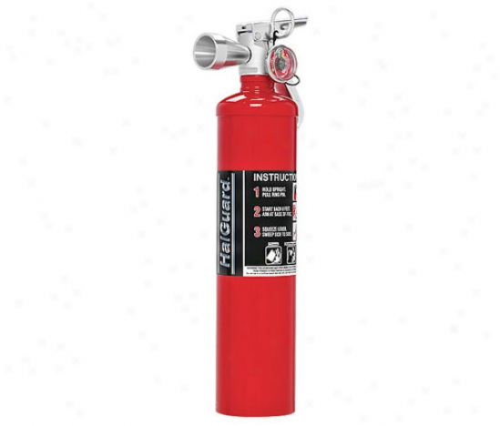 H3r Performance 2.5 Lb. - Red Fire Extinguisher Hg250r