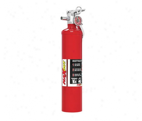 H3r Performance 2.5 Lb. - Red Fire Extinguisher Mx250r