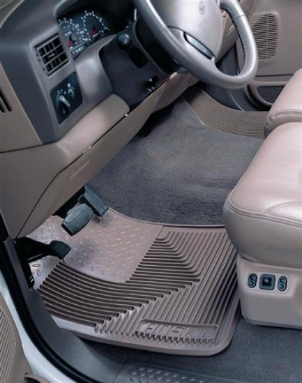 Heavy Tax Floor Mat Front